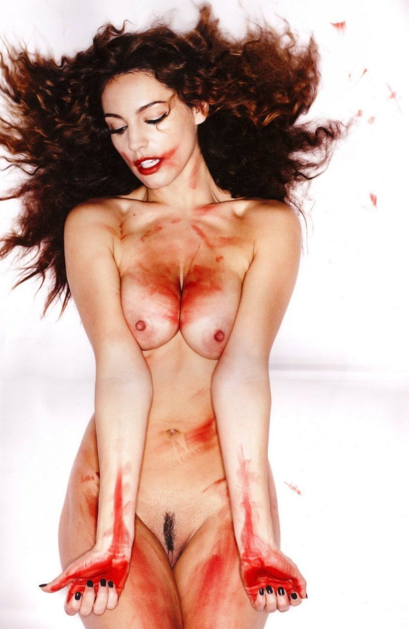 Kelly Brook Nude Leaked Photos Amazing Tits 017