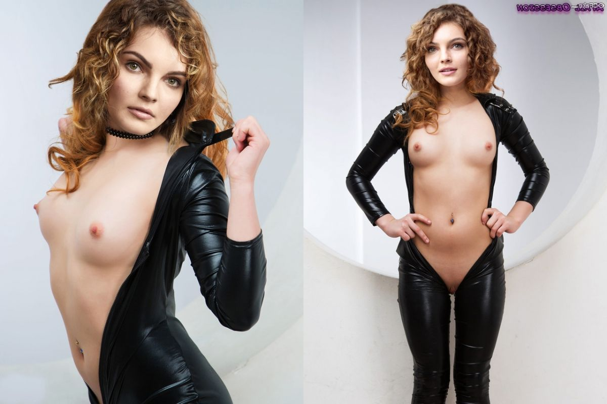 Camren Bicondova Nude Beautiful Body Shy 019