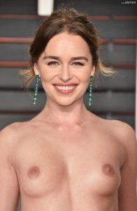 Emilia Clarke Nude And Fucking Pics 002