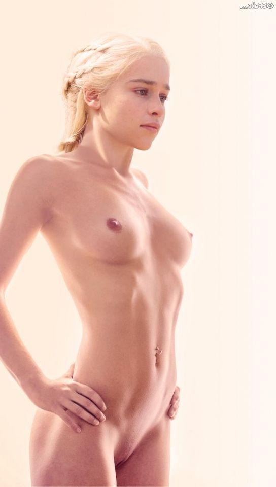 Emilia Clarke Nude And Fucking Pics 003
