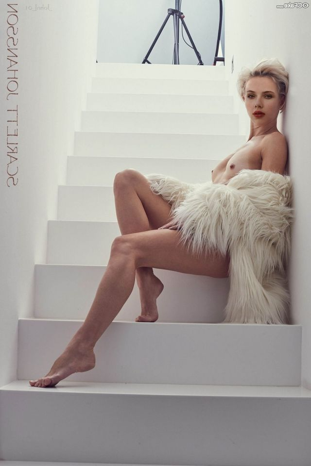 Scarlett Johansson Nude Artistic Quality Photos 007