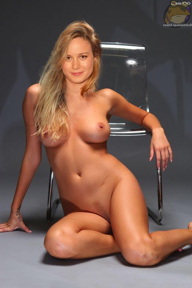 Brie Larson Nude 009