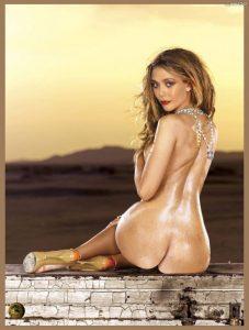Elizabeth Olsen Nude 007