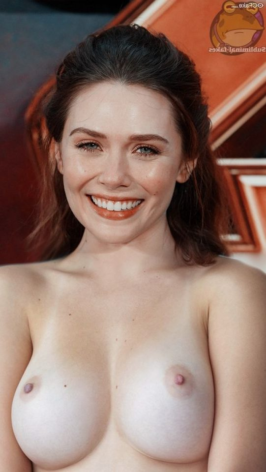 Elizabeth Olsen Nude 009