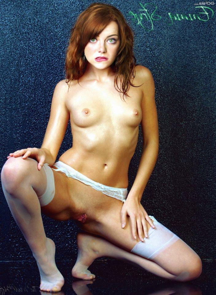 Emma Stone Nude 007