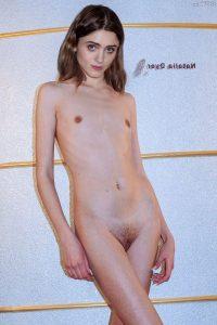 Natalia Dyer Nude 006