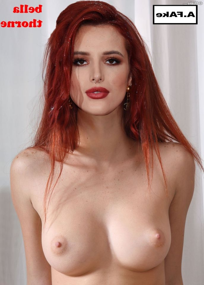 Bella Thorne Nude 005