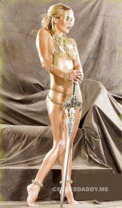 Cj Perry Aka Wwe Lana Nude 005
