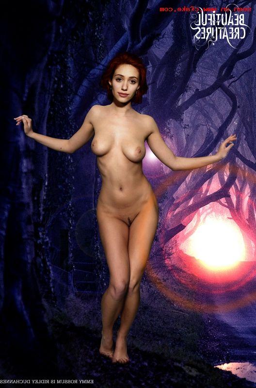 Emmy Rossum Nude 004