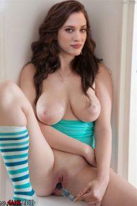 Kat Dennings Nude Pics 001