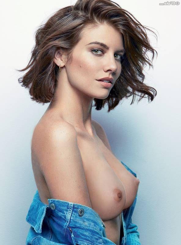Lauren Cohan Nude Pics 002