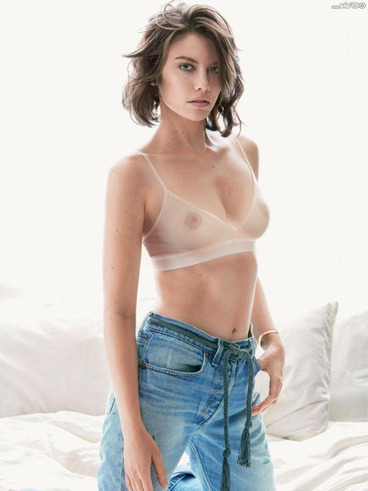Lauren Cohan Nude Pics 013