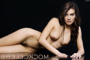 Lauren Cohan Nude Pics 017