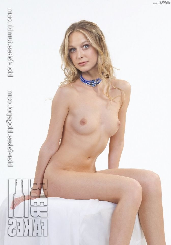 Melissa Benoist Nude 007
