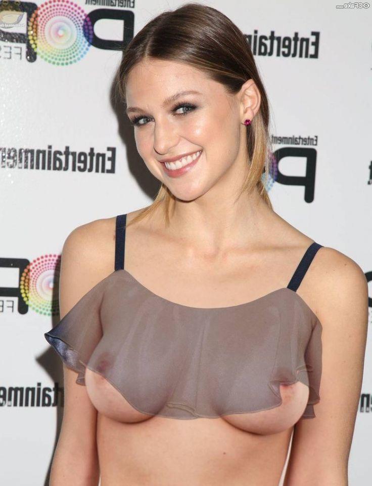 Melissa Benoist Nude 008