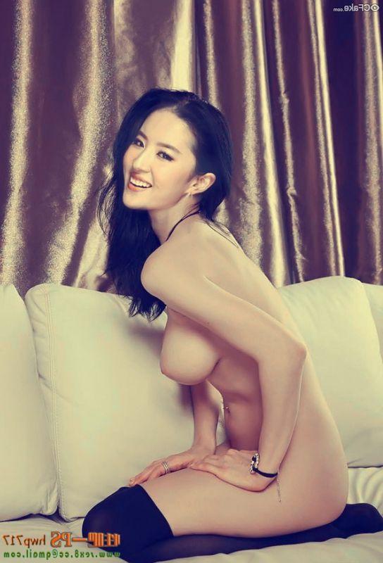 Liu Yifey Nude Pics 003