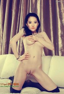 Liu Yifey Nude Pics 004