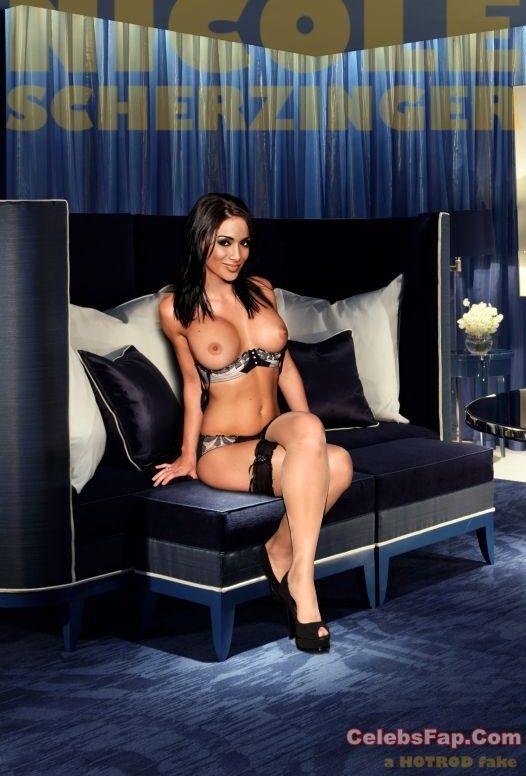 Nicole Scherzinger Nude Steaming Hot Photos Collection 007