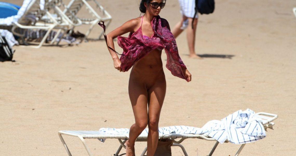 Nicole Scherzinger Nude Steaming Hot Photos Collection 016