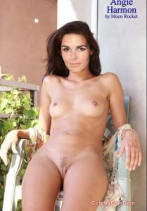 Angie Harmon Nude Exclusive Photo Collection 002
