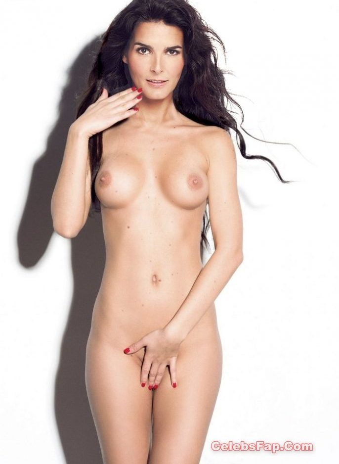 Angie Harmon Nude Exclusive Photo Collection 011