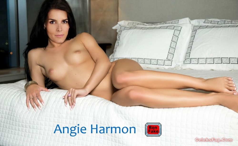 Angie Harmon Nude Exclusive Photo Collection 015