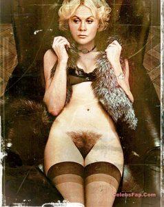 Classic Actress Elizabeth Montgomery Nude Photos Collection 002