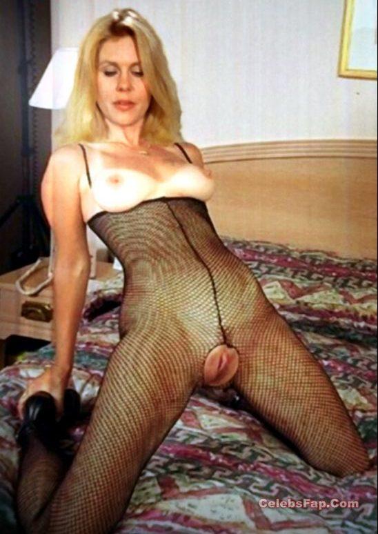Classic Actress Elizabeth Montgomery Nude Photos Collection 011