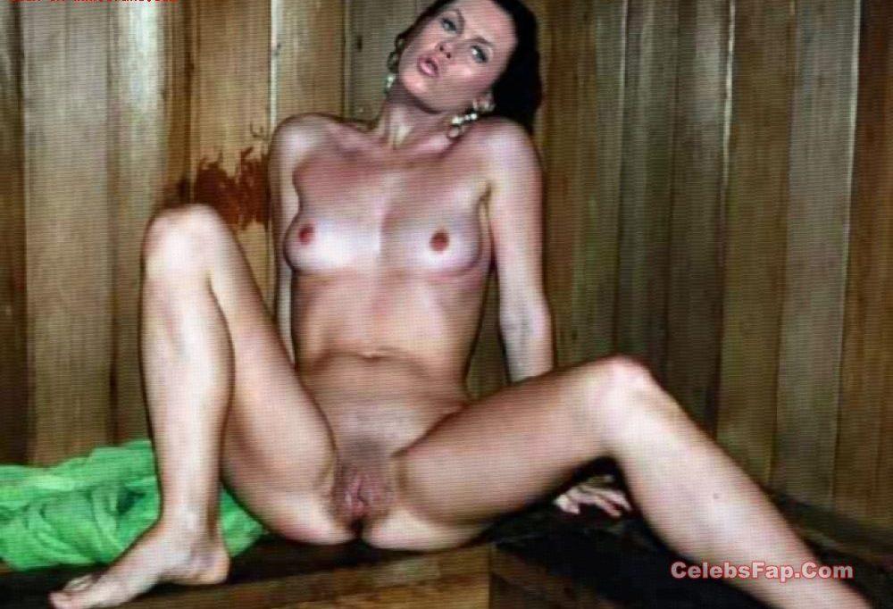 Classic Actress Elizabeth Montgomery Nude Photos Collection 017