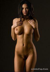 Olivia Munn Nude And Porn Photos 011