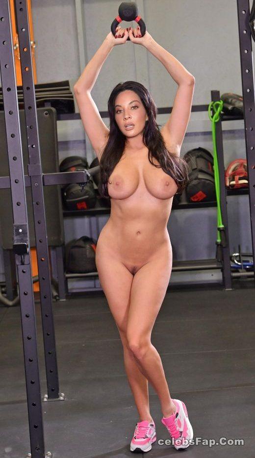 Olivia Munn Nude And Porn Photos 014