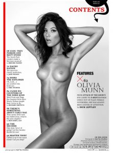 Olivia Munn Nude And Porn Photos 015