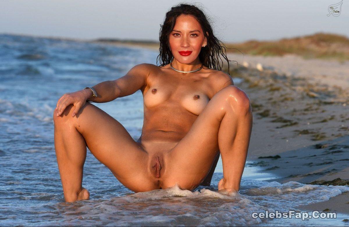 Olivia Munn Nude And Porn Photos 020
