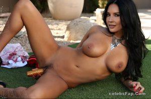 Olivia Munn Nude And Porn Photos 023