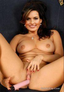 Mariska Hargitay Nude And XXX Photos Collection 001