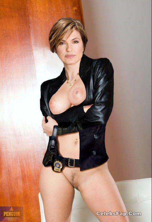 Mariska Hargitay Nude And XXX Photos Collection 011
