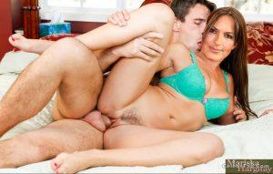 Mariska Hargitay Nude And XXX Photos Collection 019