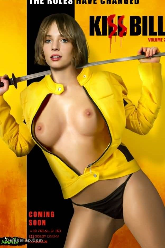 Maya Hawke Nude And Porn Photos Collection 005
